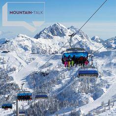 Herrliches Rosenmontags-Skiwetter nicht nur wie hier in Nassfeld bei besonders schönem Panoramablick. ©Zupanc #mountaintalk #photooftheday #potd #Nassfeld