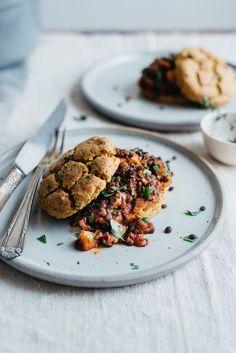 Beluga Lentil Crostini | Vegan | Pinterest | Vegan Appetizers, Lentils ...