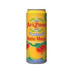 Arizona Mucho Mango Tea 23 oz (3,13 RON) ❤ liked on Polyvore featuring filler, food, food and drink and drinks