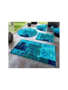 Badmatten Met Aparte Kleuren En Vorm Badmatten Fotostart Pinterest