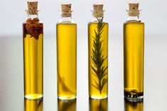 Create Your Own Herb Infused Oil