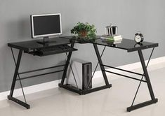 10 top 10 best computer desks in 2018 reviews buying guide rh pinterest com