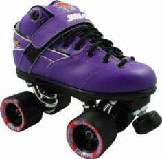 Sure Grip Rebel Derby Quad Skates - Purple Roller Derby Skates, Quad Skates, Speed Skates, Skates For Sale, Bmx, Rebel, Cleats, Hiking Boots, Purple