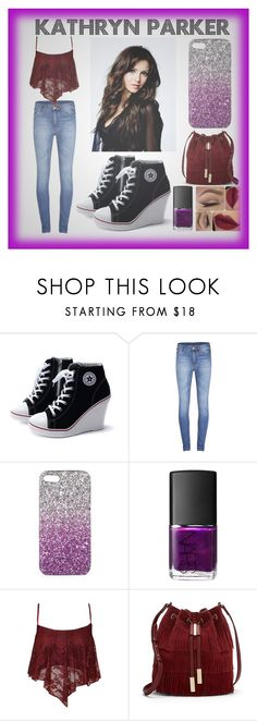 """Kat~ Alice in Zombieland"" by derpyberry on Polyvore featuring Cheap Monday, Topshop, NARS Cosmetics and Vince Camuto"