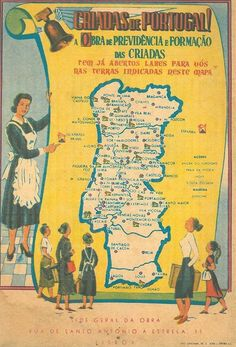 . Vintage Advertisements, Vintage Ads, Vintage Posters, Vintage Designs, History Of Portugal, Old Scool, Europe Destinations, The Past, Infographic