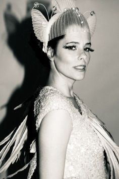 Parker Posey photographed exclusively for BULLETT's Cosmic issue