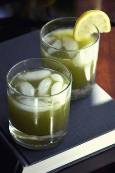 Matcha Tea Lemonade