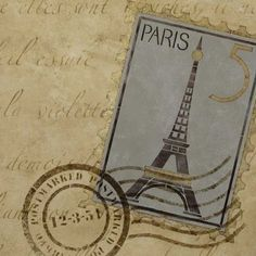 Wall Stencils | Springtime in Paris Stencil Set | Royal Design Studio