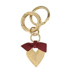 View the Lillibelle Heart Key Charm Burberry Shoes, Burberry Handbags, Burberry Bags, White Leather Handbags, Leather Purses, Leather Bag, Leather Keyring, Luggage Straps, White Purses