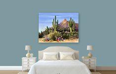 Southwest Art Gallery in Tucson, AZ Cactus Paintings, Art Gallery, Southwest Art, Painting, Desert Art, Art, Color, Prints