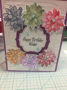 Oh so succulent stampin up