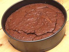 Francia csokitorta recept