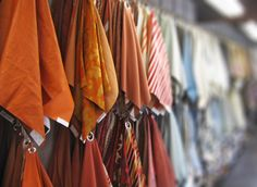Design Alliance LA Showroom Textile Gallery