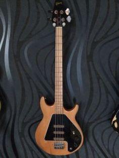 Gibson G3 Bass (1976) + Koffer Nur noch 2 Tage! in Nordrhein-Westfalen - Würselen | Musikinstrumente und Zubehör gebraucht kaufen | eBay Kleinanzeigen