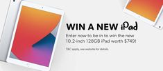 Win an Apple iPad Sustainable Environment, Group Of Companies, New Ipad, Apple Ipad, New Zealand, Encouragement, How To Apply