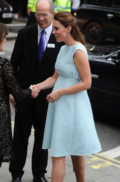 Kate Middletons Pregnancy Style