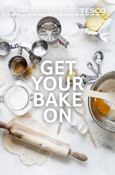 Whether it's a set of professional measuring cups, £4.50, or glass storage jars for your dry ingredients, £3.50, our stylish and affordable kitchen essentials will have you becoming a star baker in no time.