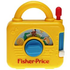 Fisher-Price - 1993 - Music Box 2476