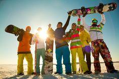 Narty czy snowboard? Karta Euro26 czy ubezpieczenie? Sprawdź!  #narty #snowboard #zima #ferie #euro26