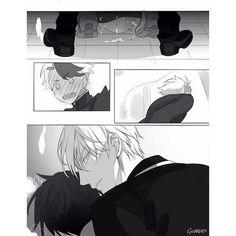 Part [ 3/3 ]  OMG VIKTOR. . Credits to: Gearous! . . . Tags: #yurionice #yurikatsuki #yuurikatsuki #viktornikiforov #viktorxyuri #victornikiforov #victorxyuri #vikturi #victuri #yaoi #anime #minami #minamikenjirou