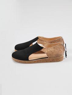 Reality Studio Joana cork sole shoe muero por ellos