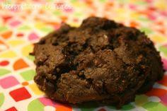 amazing choco-sesame vegan cookie <3
