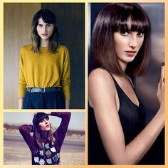 Langley Fox, la nueva #IT GIRL de L'Oréal Professionnel deslumbrado con un ICY BROWN BOB ¡Si te gusta este look, solo tienes que venir a visitarnos!