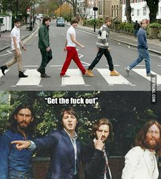 Abbey Road....yes.