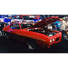 #BodieStroud 's #GTO #Judge at #SEMA2015 in #Vegas ! Photo Courtesy of Nicole James 2015... For More Cool Photos of #BSIndustries Builds Visit www.BodieStroud.com ! #bodiestroudindustries #BSI #HotRods #LosAngeles #CA #NV #LasVegas