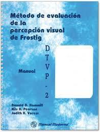 Actualización en test de Frostig DTVP
