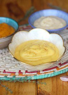 As receitas de purês diferentes incluem: purê de mandioquinha, de mandioca e de cenoura. São práticas, fáceis, deliciosas e gourmet.
