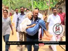 Pathanamthitta Janamaithri Police helps Abandoned old Women to reach Pathanapuram Gandhi Bhavan ആരുമില്ലാത്ത വൃദ്ധയ്ക്ക് സഹായവുമായി പത്തനംതിട്ട ജനമൈത്രി പോലീ...