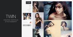 Twin - Creative Portfolio and Photography