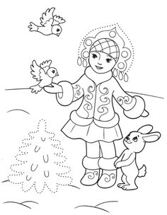 Обводилка Снегурочка Coloring Pages For Kids, Crafts For Kids, Learning, Beautiful, Colors, Crafts For Children, Coloring Pages For Boys, Coloring For Kids, Kids Arts And Crafts