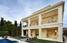 Limestone Custom Home Melbourne