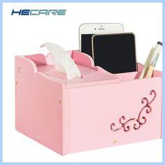 Genuine HECARE 19*17*12 CM Tissue Box Plastic Waterproof Napkin Holder Toilet Paper Caixa Plastico Porta Servilletas De Papel