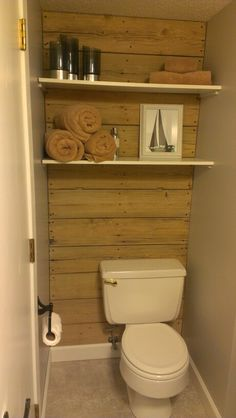 Updated bathroom compete!