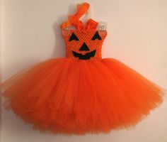 Hey, I found this really awesome Etsy listing at https://www.etsy.com/listing/249888516/orange-pumpkin-tutu-orange-pumpkin-dress