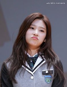 Kim Min, Her Smile, Yuri, Asian Beauty, Girl Group, Asian Girl, Produce 101, Kpop, Celebrities