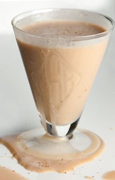 Maple Vodka and Espresso Dessert Cocktail 2 oz. Vermont Gold Maple Vodka  1 oz. espresso  1 oz. Kahlua  1 oz. heavy cream    Combine all ingredients over ice, shake and strain into chilled martini glass. Garnish with grated nutmeg.