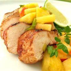 Spicy Garlic Lime Chicken Allrecipes.com