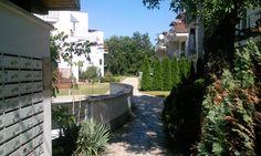Lakópark a Vécsey Károly utca környékén