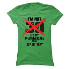 Awesome Tee I am not 30 Shirts & Tees