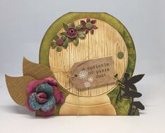 Card created using Fairyland Collection and Fairy Door card blank, made by Julie Hickey www.craftworkcards.com