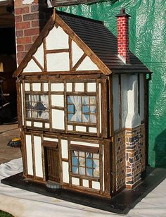 DOLLS HOUSE AND SOME FURNITURE | eBay