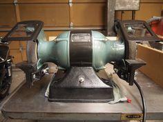 Craftsman grinder.