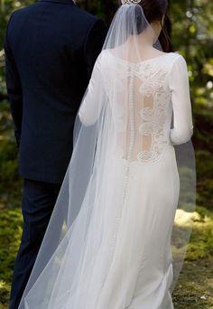 Bella Swan's Wedding Dress from Breaking Dawn