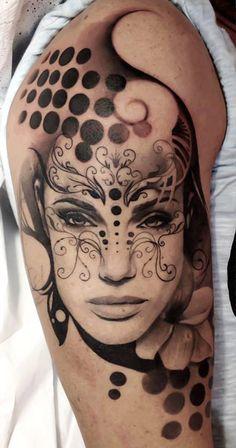 Tattoo Artist - Matteo Pasqualin | Tattoo No. 6350