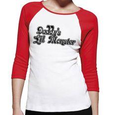 O la playera que toda fan de Harley Quinn necesita en su guardarropa. | 16 Formas de llevar tu amor por Harley Quinn en tu look