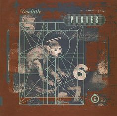 Showcase of Beautiful Album and CD covers- Pixies - Doolittle